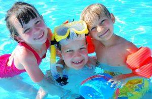 Çocuk yüzme havuzu