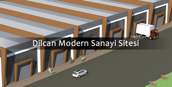 Dilcan Modern Sanayi Sitesi