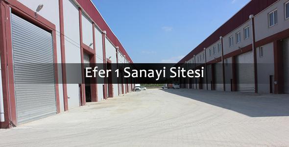efer-1-sanayi-sitesi