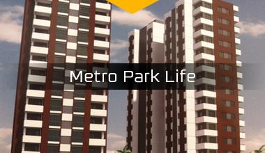 Metro Park Life Şantiye